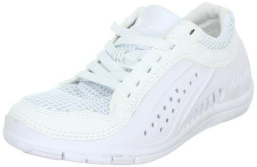 Glagla Unisex-Erwachsene Tivano Low-Top, Weiß (001 White), 45 EU -