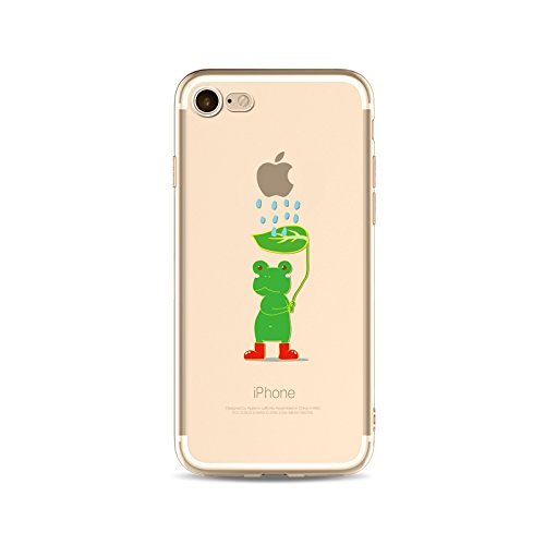Coque iPhone 6 6s Housse étui-Case Transparent Liquid Crystal Capture de Rêve en TPU Silicone Clair,Protection Ultra Mince Premium,Coque Prime pour iPhone 6 6s-style 20 style 16