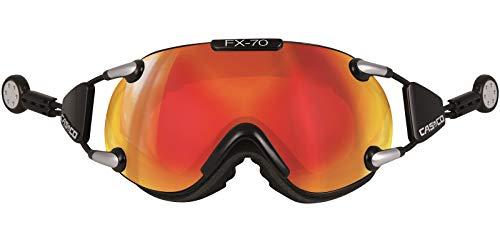 Casco Skibrille FX70 Carbonic Verspiegelt, M, 16.07.5076