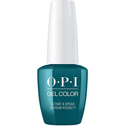 OPI Opi Gel Colour 15 ml Is That A Spear In Your Pocket? Fiji Spring 2017