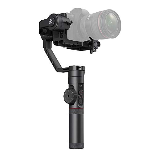 Focus Lens Control Kit (Zhiyun Newest Zhiyun Crane 2 Handheld Gimble with Intuitive OLED Display and 18 Hours Runtime and 3.2KG Max. Payload for Almost All The DSLR and Mirrorless Camera)