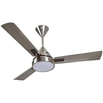 Orient Electric Spectra under-light 1200 mm Ceiling Fan with remote (Brushed Pewter)