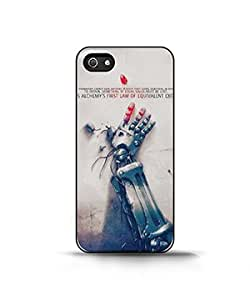 Coque iPhone 5/5S - Full Metal Alchemist Alchemy's First Law Anime