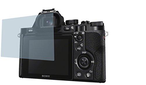 2x Sony Alpha 7, 7R Displayschutzfolie Bildschirmschutzfolie kristallklar von 4ProTec