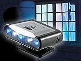 VisorTech-Simulador de televisión Inteligente para intimidar Intrusos