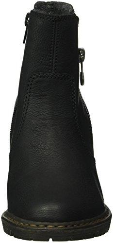 Rieker Y9251, Bottes Classiques Femme Noir (Schwarz/00)