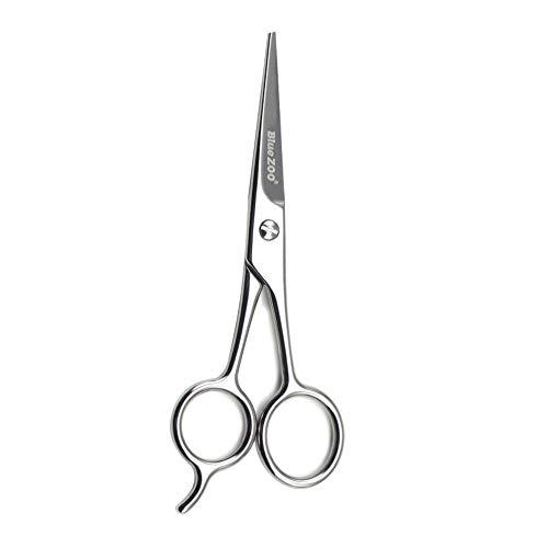 Supertop Edelstahl-Schere, Mehrzweck-Gesichts-Redundant-Haar entfernen Nasen-, Haar-Schnurrbart-Bart-Griffe aus rostfreier Schönheits-Schere