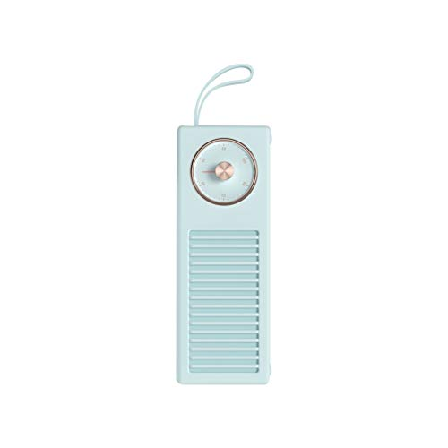 MA87 Bluetooth-Lautsprecher Doppellautsprecher Home Audio Mini Nostalgic Compatibility Mobile (Blau) (Tacho Für Kleinkind-jungen)