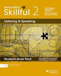 SKILLFUL 2 Listen&Speak Sb Prem Pk 2nd (ELT SKILFULL 2ND)