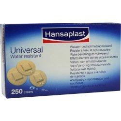 HANSAPLAST Universal Strips waterres.23 mm 250 St Pflaster