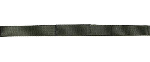 Koppel mit Klettverschluss Feldkoppel Oliv Gurtkoppel Gürtel 140 Zentimeter (Cargo-short Eingestellt)