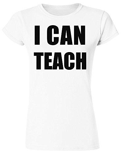 I Can Teach The Best Teacher Women's T-Shirt
