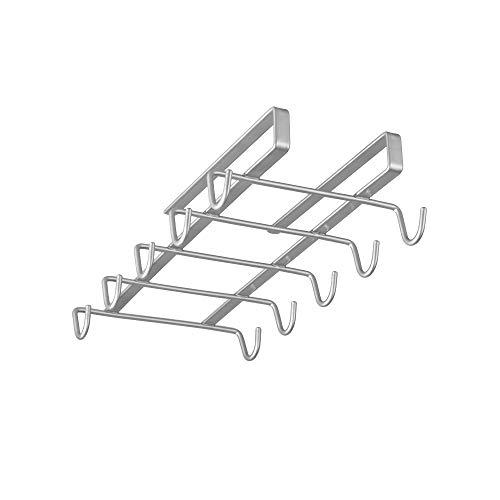 Metaltex MY-MUG - Colgador de cocina para 10 tazas