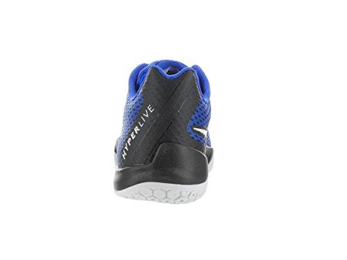 Nike Jungen T-Shirt Blue / Black / White (Hypr CBLT / Mtllc Slvr-Blk-Bt Bl)