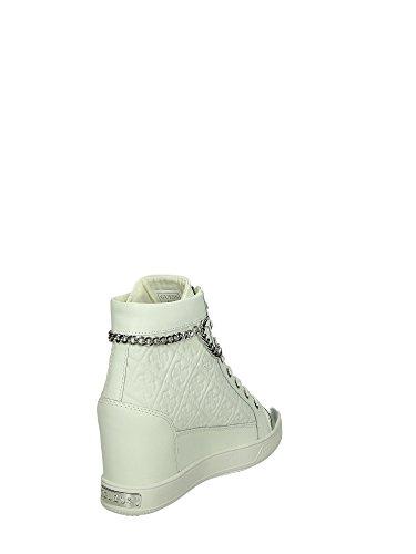 Guess FLFRI1 LEA12 WHITE FURIA LEATHER nuova collezione primavera estate 2017 Bianco