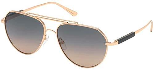 Tom Ford Sonnenbrillen Andes FT 0670 Rose Gold/Grey PINK Shaded Unisex