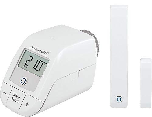 Homematic IP Set Heizen Easy Connect - Intelligente Heizungssteuerung mit und auch ohne Access Point möglich, 153413A0