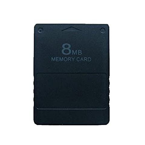 8Mb Flash Memory Card For Sony Ps2 Playstation 2 Micro Hard High-Capacity High Quality New