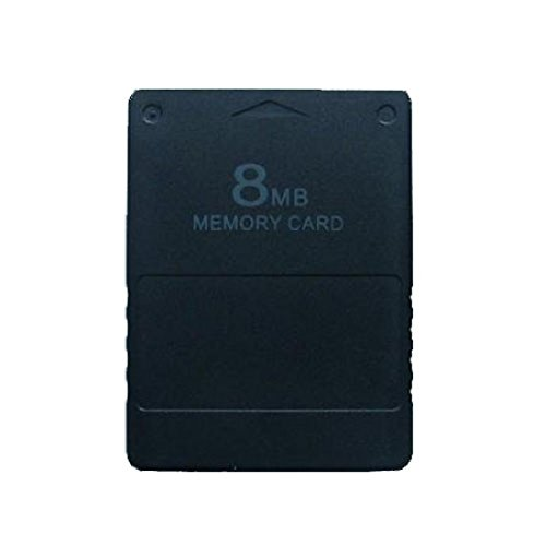 Price comparison product image 8Mb Flash Memory Card For Sony Ps2 Playstation 2 Micro Hard High-Capacity High Quality New