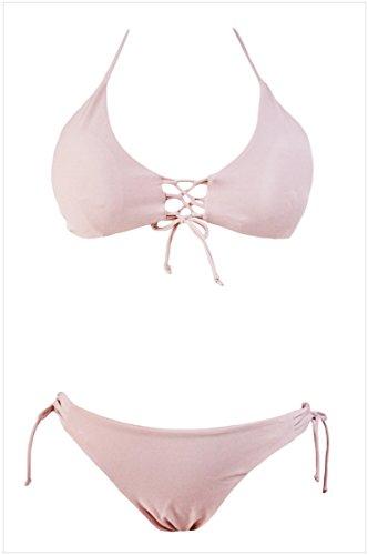MEINICE -  Bikini  - Donna rosa L