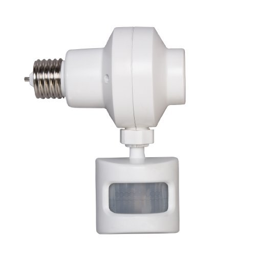 Westek OMLC3BC-4 Outdoor Motion Activated Light Control by Westek Motion-activated Light Control