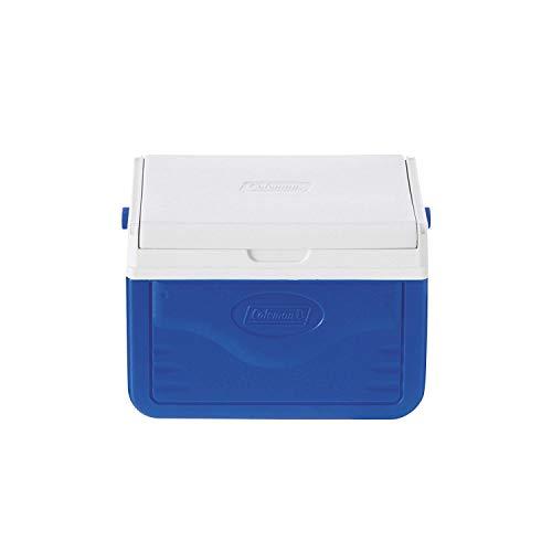 Coleman Kühlbox Fliplid 5, blau/weiß, 22 x 16 x 14 cm
