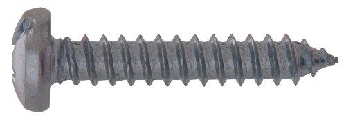 THE HILLMAN GROUP 74007 6-INCH X 5/8-INCH PAN HEAD COMBO SHEET METAL SCREW  100-PACK