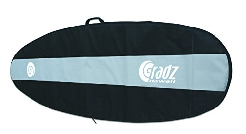 RADZ HAWAII 706065 - FUNDA TABLA PARA UNISEX  COLOR GRIS   M