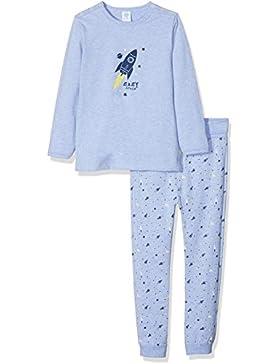 Sanetta Baby-Jungen Zweiteiliger Schlafanzug Pyjama Long