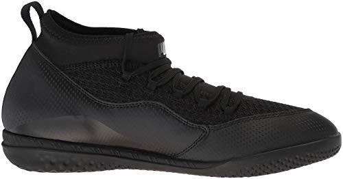 PUMA Men s 365 FF 3 CT Soccer Shoe  Black Black Black  12 M US
