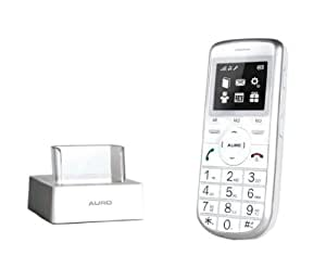 Auro M301 Téléphone portable Blanc