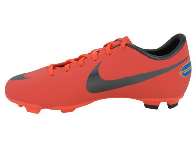 Nike Junior Mercurial Victory III Chaussures De Football Pour Terrain Dur Orange