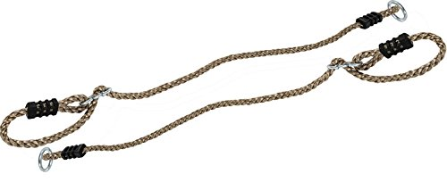 Gartenwelt Riegelsberger 2, 85-145 cm de corde pour siège à bascule - Différentes couleurs - PP Corde 10 mm