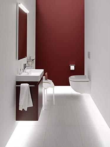 Laufen Pro WC-Sitz mit Deckel, weiß, abnehmbar, 8919503000031