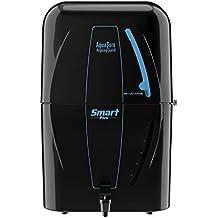 Eureka Forbes Aquasure from Aquaguard Smart Plus RO+UV+MTDS Water Purifier,Black