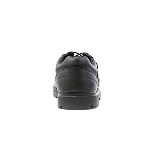 Femme Noir Cuir Guess by Marciano 4195878 Bottes à talons