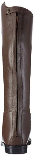 HKM Stivali Da Equitazione Spagna Nappa Corti/Regolare Montaggio Marrone - marrone