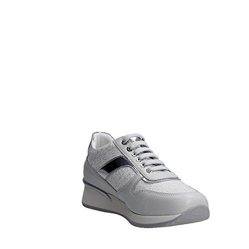 Keys 5007 Sneakers Bassa Donna Bianco
