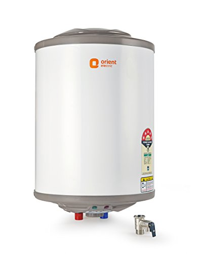 Orient WH1501M 15-Litre Storage Water Heater (White)