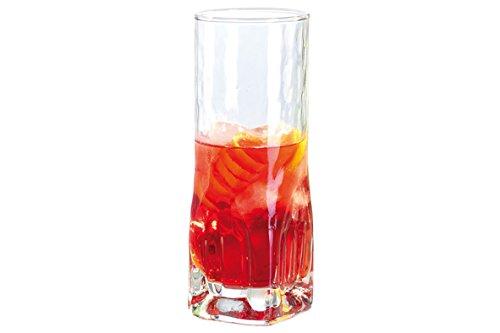 Durobor 342/30 Quartz Longdrinkglas 300ml, 6 Gläser, ohne Füllstrich