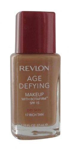 Revlon Age Defying Foundation 37ml Dry Skin - 17 Rich Tan