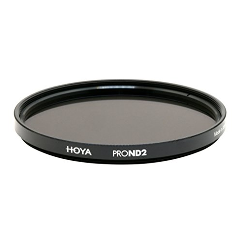 Hoya PRO ND 2 52mm Filter schwarz