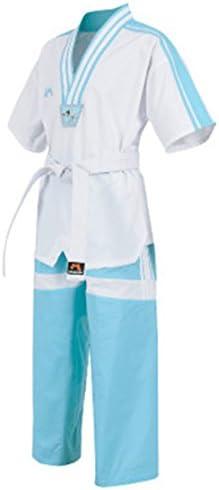 Mudoin Taekwondo fresco estivo maglia uniforme di arti marziali marziali marziali akido hapkido poom per l'uomo 120 (110-120cm) (3.60-3.93ft) Bianco B07FQKHJVJ Parent | Bassi costi  | Forma elegante  | Up-to-date Styling  | diversità imballaggio  d48e48