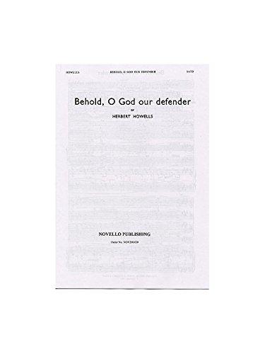 Herbert Howells: Behold, O God Our Defender Chant