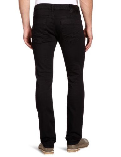 Cross Jeans Herren F 195-465 / Johnny Schwarz (Black)