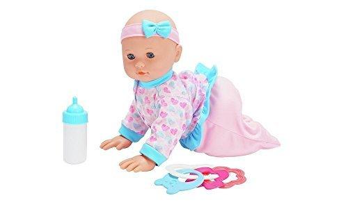 Chad Valley Babys kriech Puppe