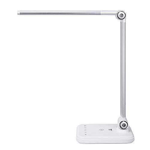 TaoTronics Lámpara escritorio LED cargador inalámbrico