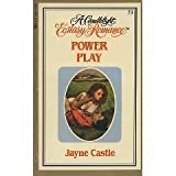 Power Play (Candlelight Ecstasy Romance)