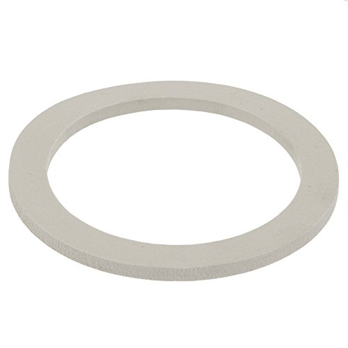 31E2fRGD3YL. SS500  - Bialetti Spare Rubber Seal - Replacement Part Suitable for Moka Express Dama and Break Models - 6 Cups