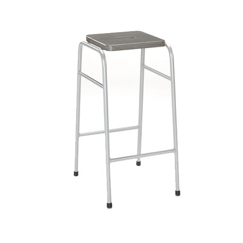 Metalliform 25RT5HH-LAM-BH-MC-Light Grey Lab Stool for sale  Delivered anywhere in UK